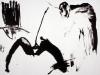 Yougoslavie, 1 / Artists against war / 56 x 76 cm / 1994