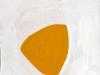 Forme jaune / huile / 2018